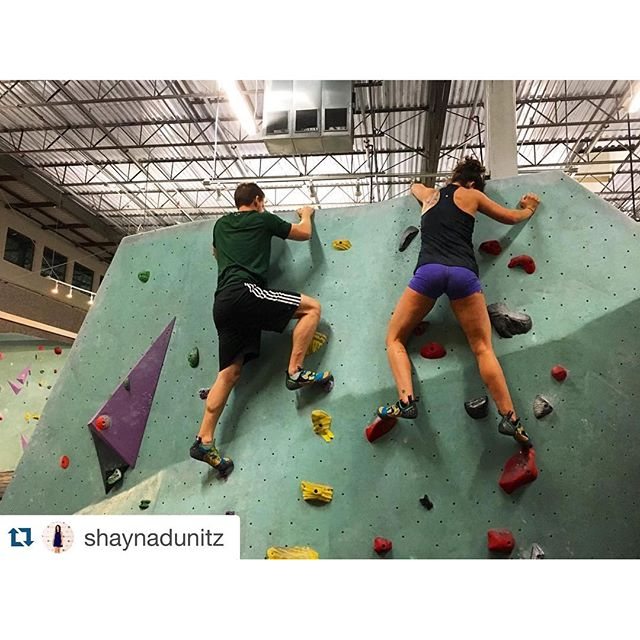 When Shayna went through her initial assessment, she performed a 40 second passive hang. 4 months later, she can hold her chin OVER the bar for 40 seconds. Rock climbing is a lot more fun...