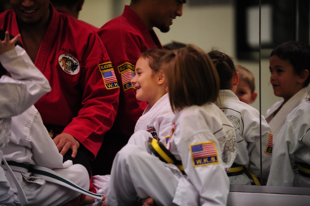 kids martial arts karate