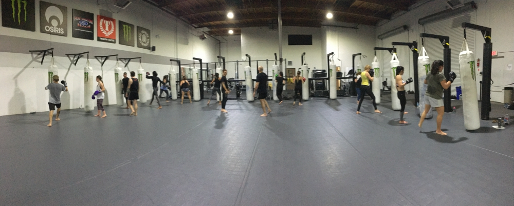 Huntington Beach Kickboxing