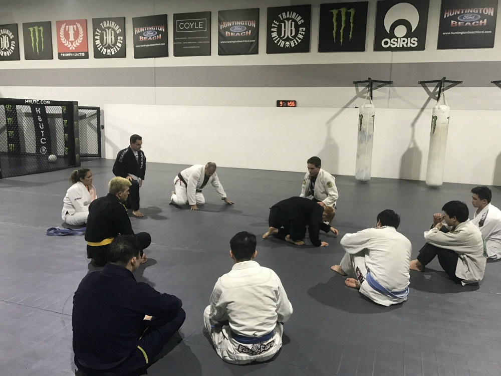 Huntington Beach Jiu Jitsu