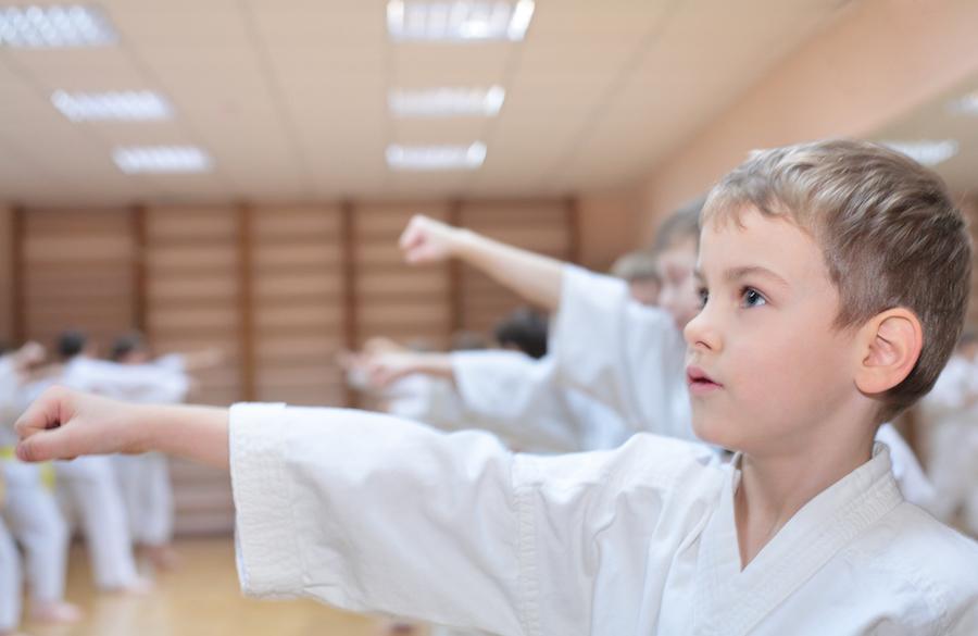 Kids Karate East Victoria Lake