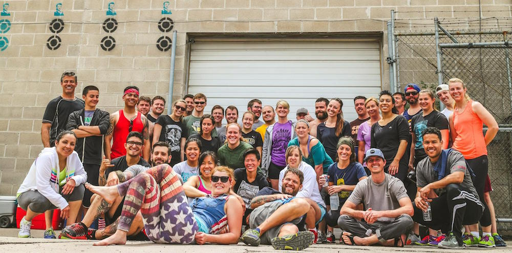 CrossFit in Denver