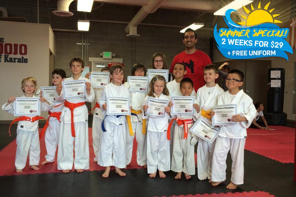 Westminster Kids Martial Arts