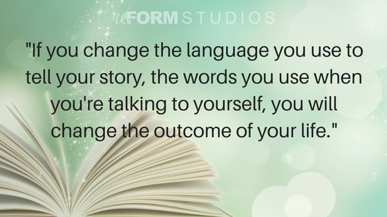change your language change your story