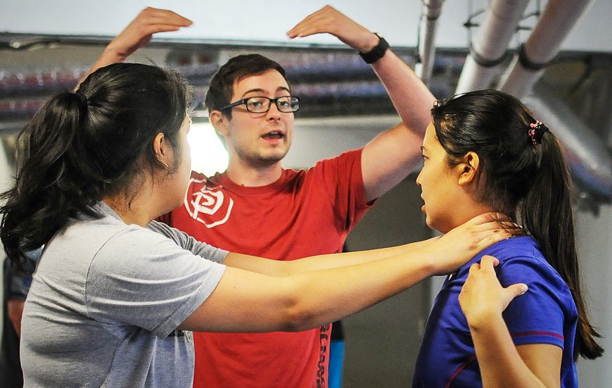 krav maga, krav maga capitol hill, capitol hill, dc, dc fitness, grand opening, open house