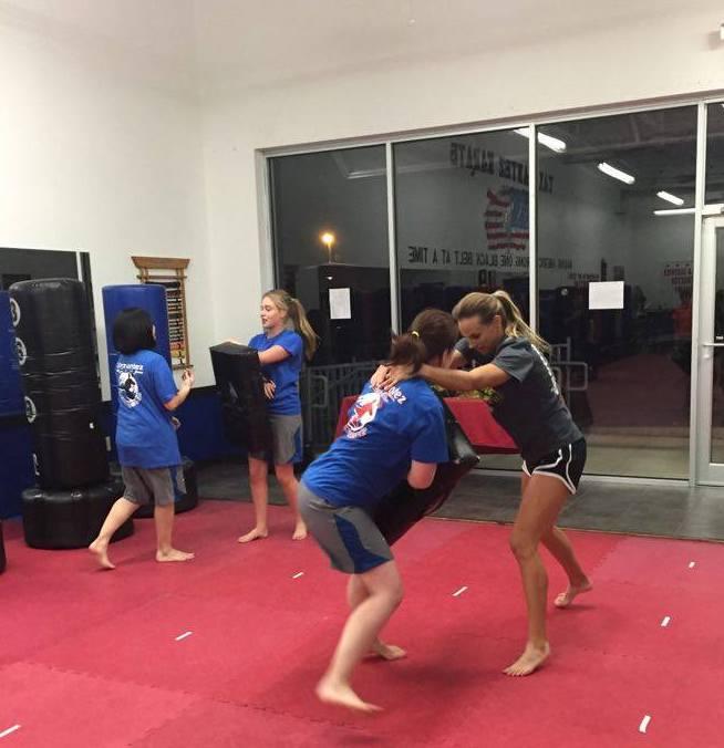 Kickboxing San Antonio