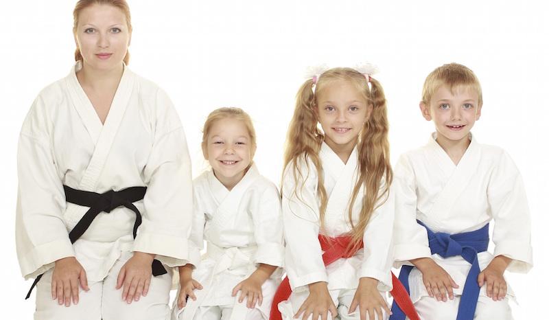 Family Martial Arts Classes
