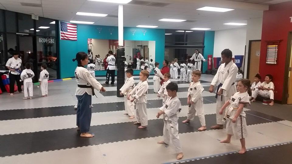iya taekwondo Kids Martial Arts sacramento