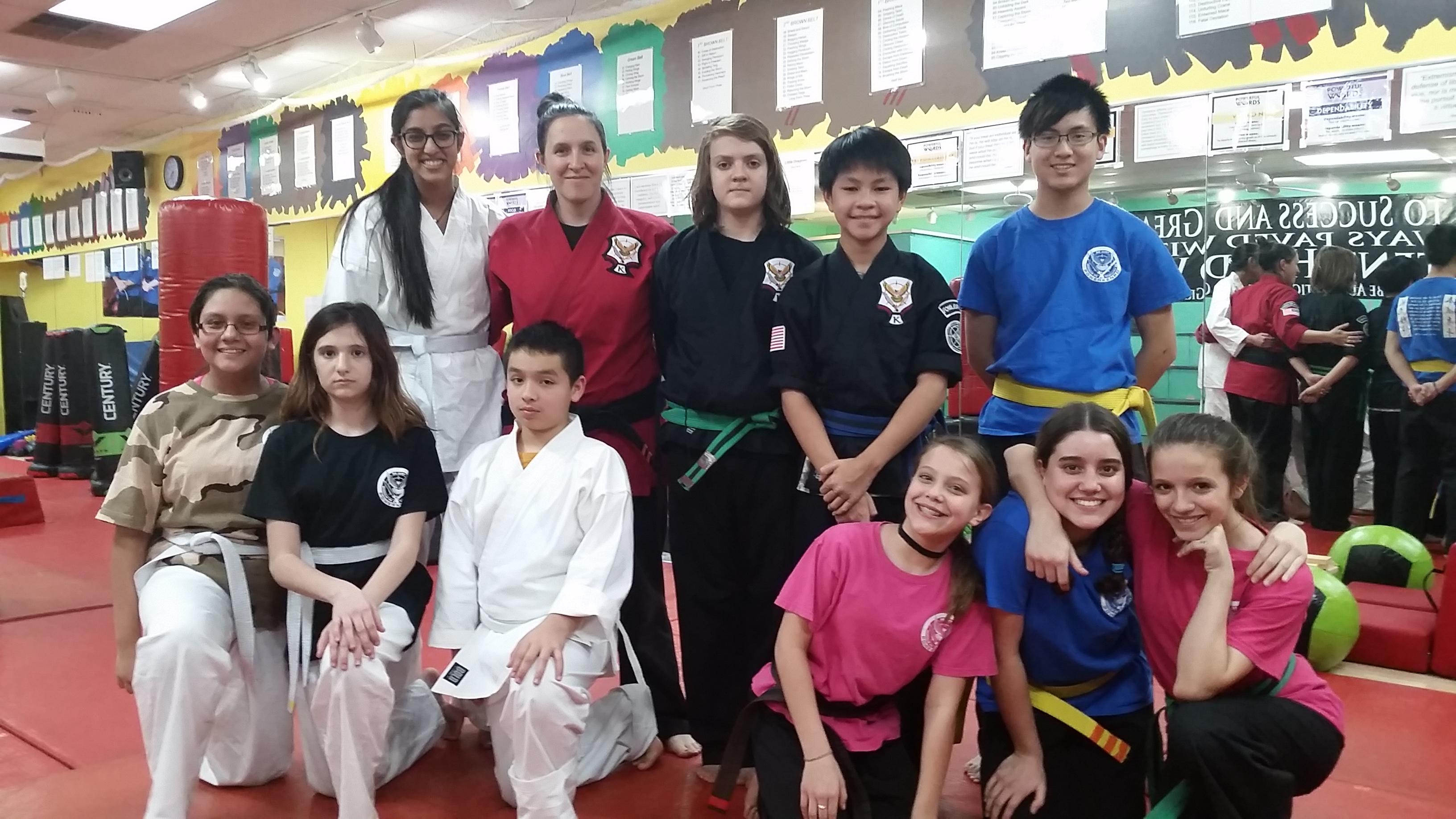 Teen Karate Carrollton