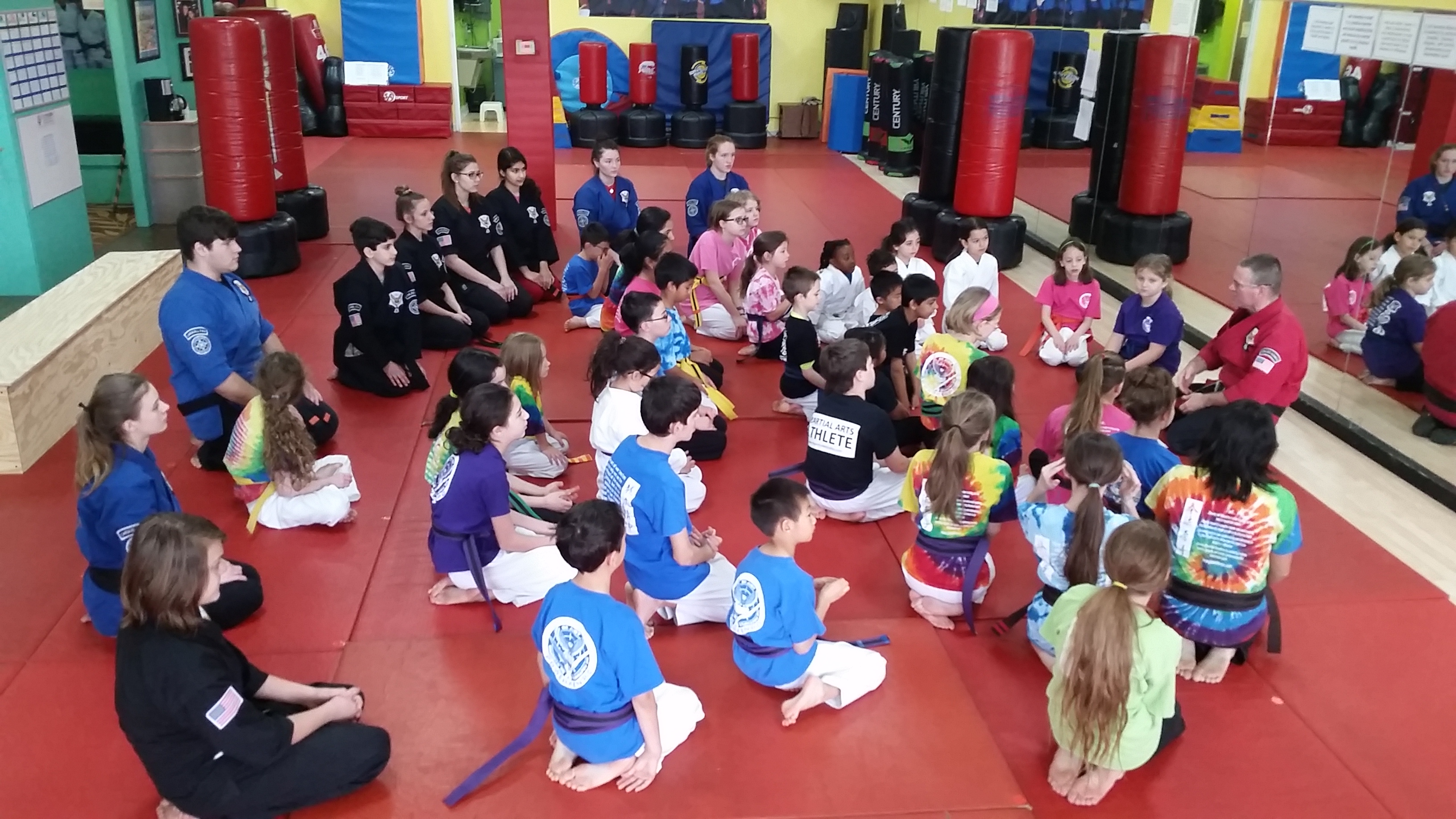 Kids Martial Arts Carrollton