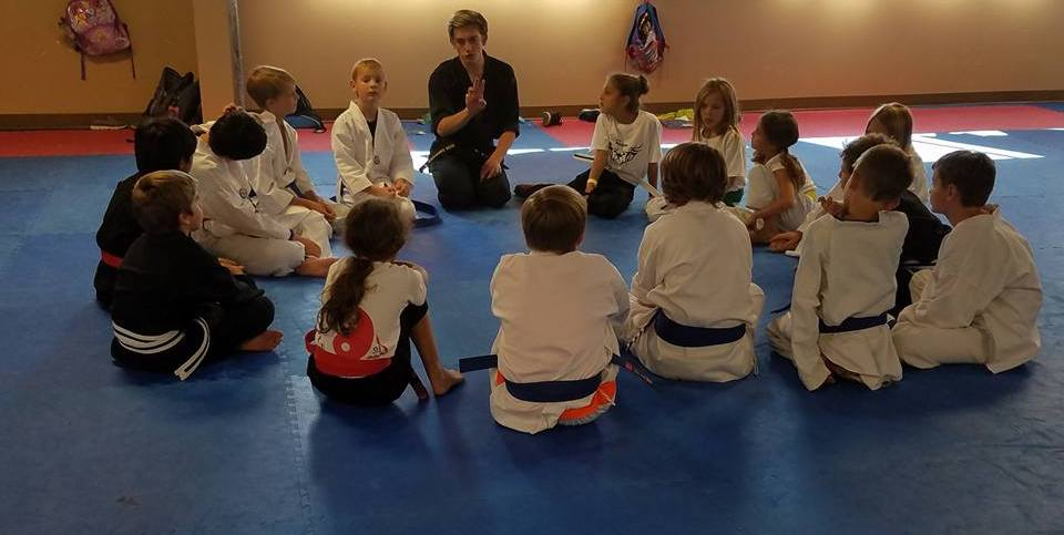 bodies in motion Kids Martial Arts boise