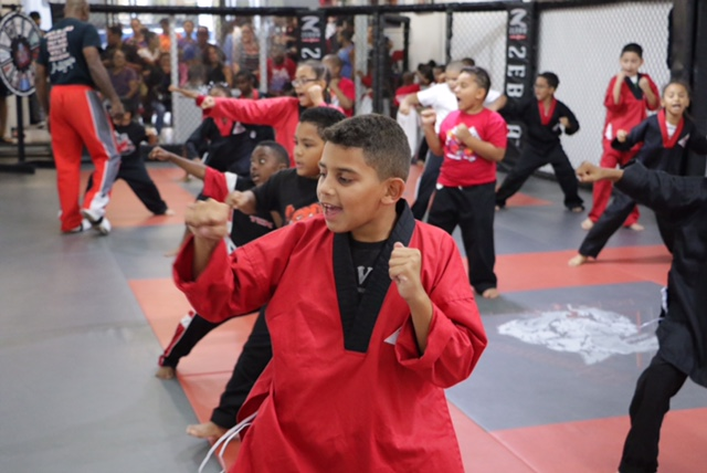 Kids Martial Arts Bronx