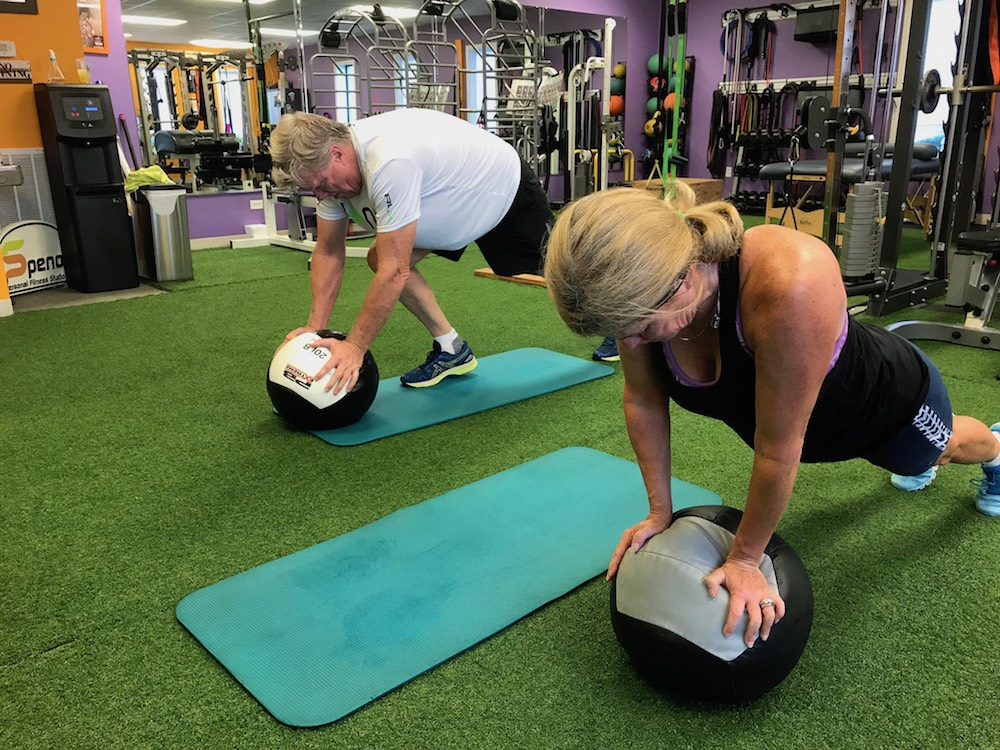 personal training in savannah