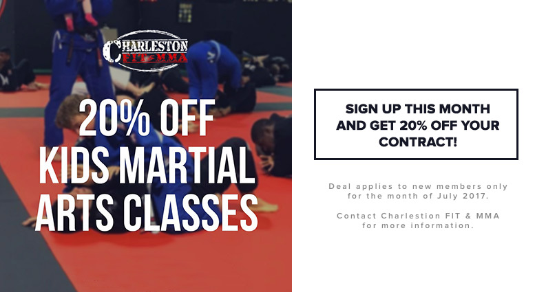 Kids Martial Arts Charleston
