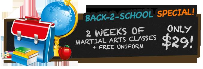 Kids Martial ArtsWestminster