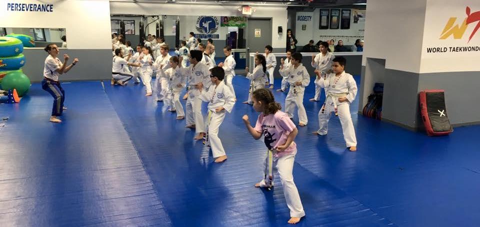 elite black belt academy Kids Martial Arts paterson