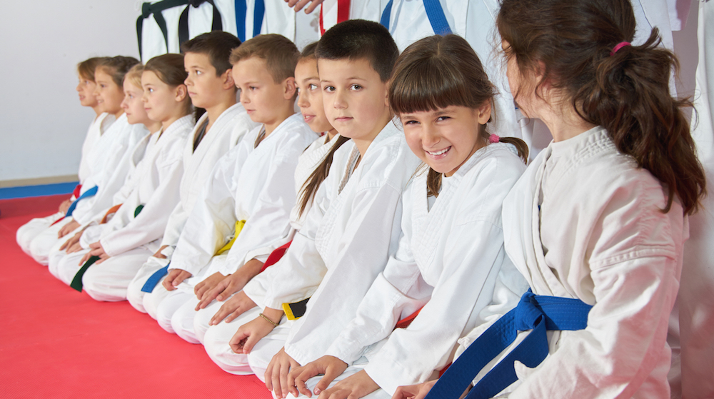 The Pound Martial Arts Kids Karate East Wareham