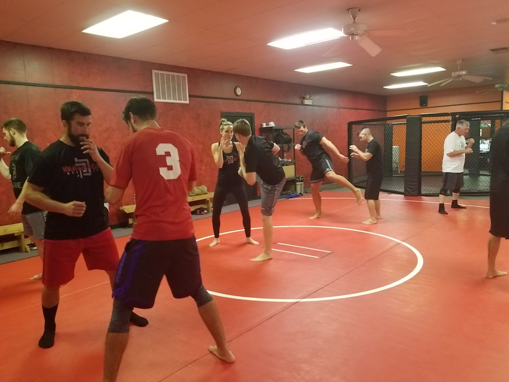 krav maga classes in gonzales