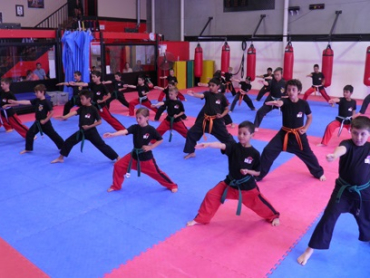 Prestons and Liverpool Kids Karate