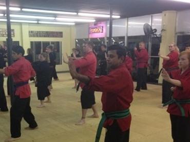 Pinellas Park Adult Martial Arts
