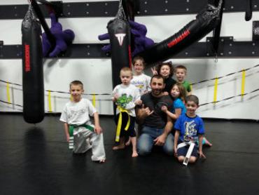 Plaistow Kids Martial Arts