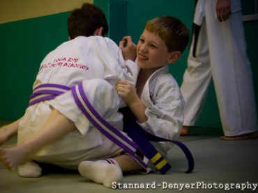 Gosport and Fareham Kids Martial Arts