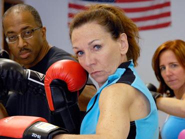 Barrington and Palatine Kickboxing Fitness