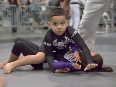 San Mateo Kids Jiu Jitsu