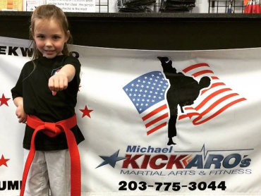 Danbury and Brookfield Kids Martial Arts