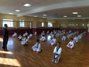 Central Valley Kids Martial Arts