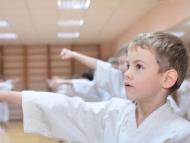 Plano Kids Martial Arts