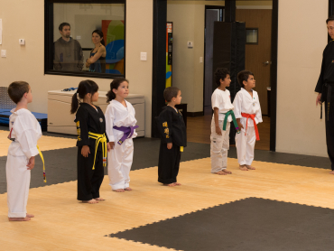 Rancho Santa Margarita Kids Martial Arts