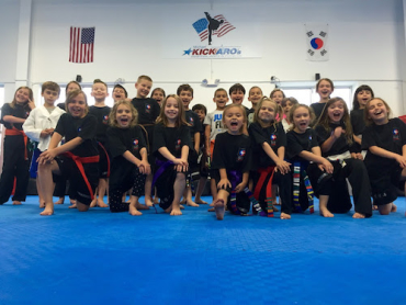 Danbury and Brookfield Martial Arts Summer Camp