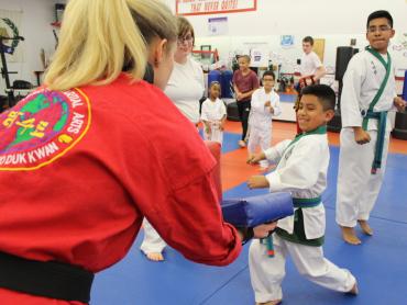 Arlington Kids Martial Arts
