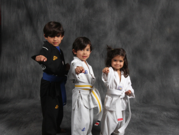Spring Little HERO Martial Arts