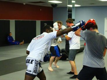 Charleston Boxing
