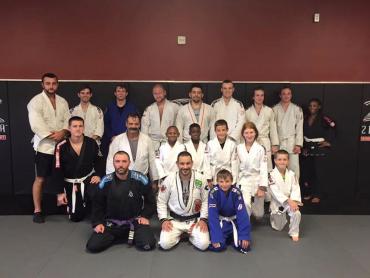 Charleston Jiu Jitsu
