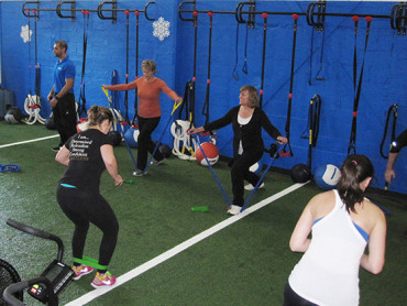 MintBODY Boot Camp