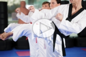 Bushi Ban Black Belt Self Defense Classes