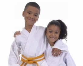 Reading Kids Karate