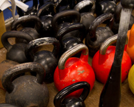 Kettlebell Conditioning Classes
