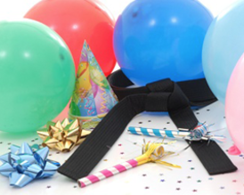 Karate Birthday Parties Classes