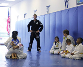 Teen Jiu Jitsu Classes