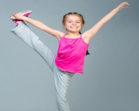 Girl Gymnastics Classes