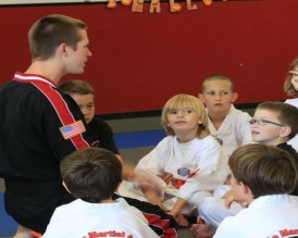 Scotts Valley Kids Martial Arts
