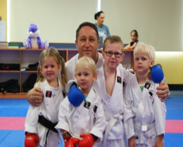 Nerang and Robina Kids Martial Arts