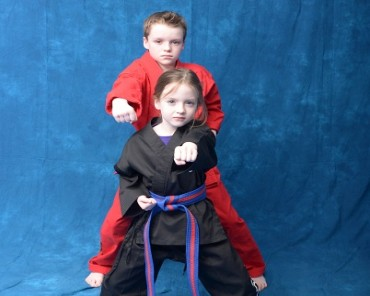 Albertson Kids Martial Arts