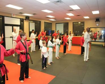 Cherry Hill Kids Martial Arts
