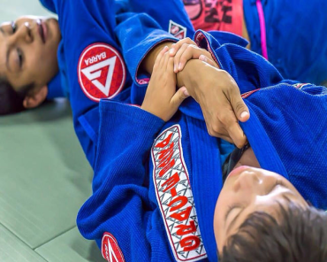 Los Angeles Kids Jiu Jitsu