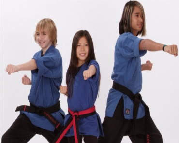 Parkwood Kids Martial Arts